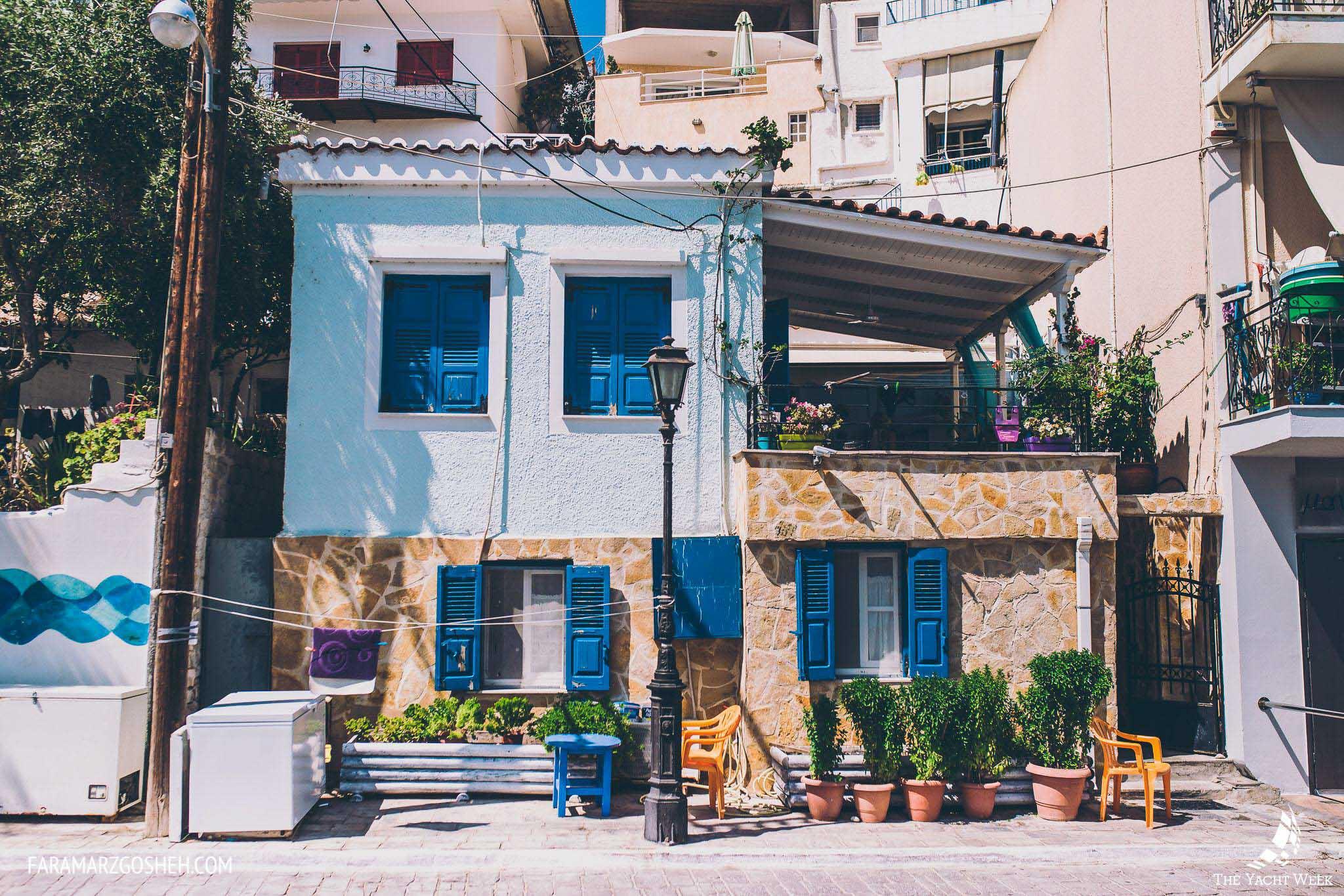 Ermioni, Greece