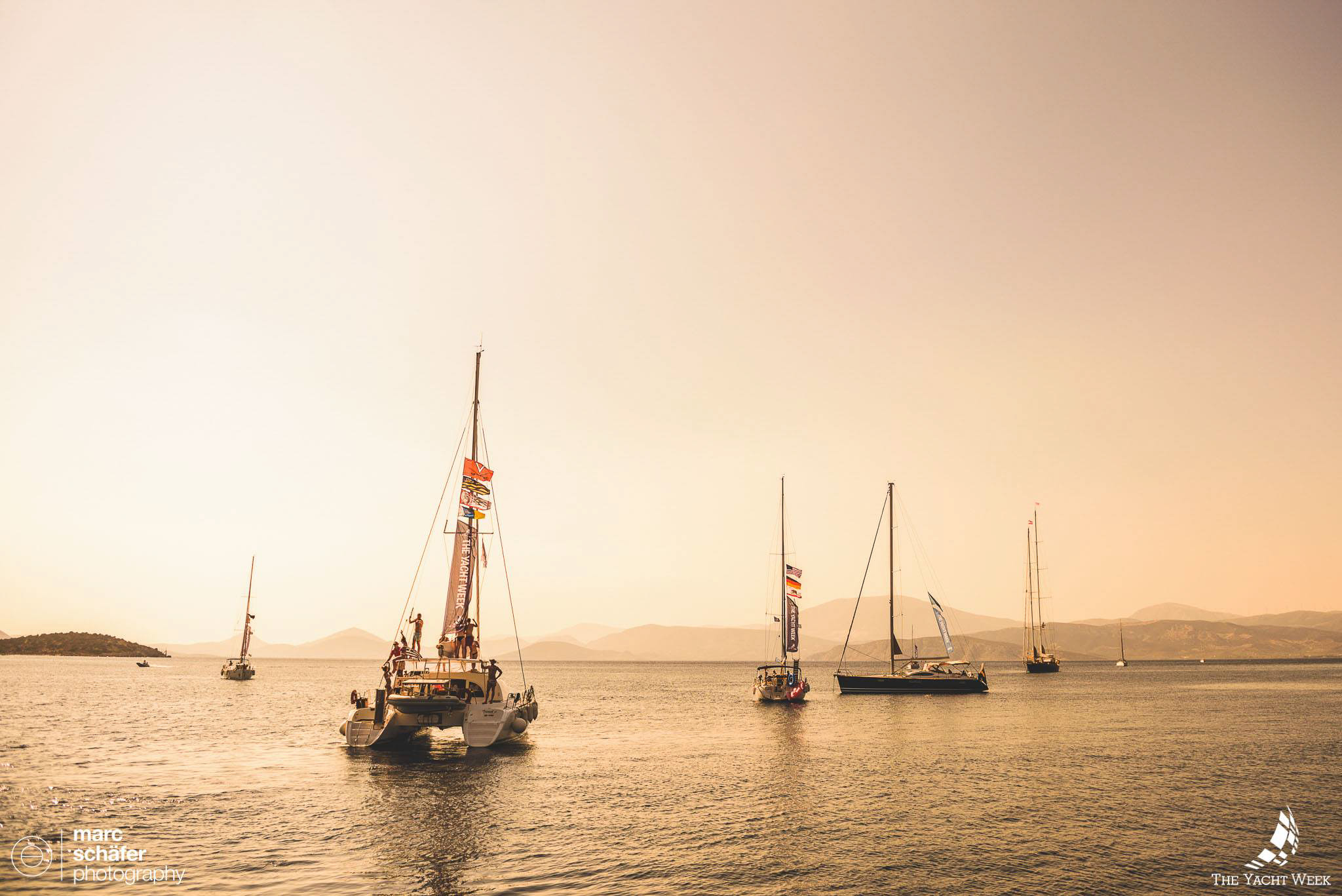 The Ultimate Guide to The Yacht Week Greece