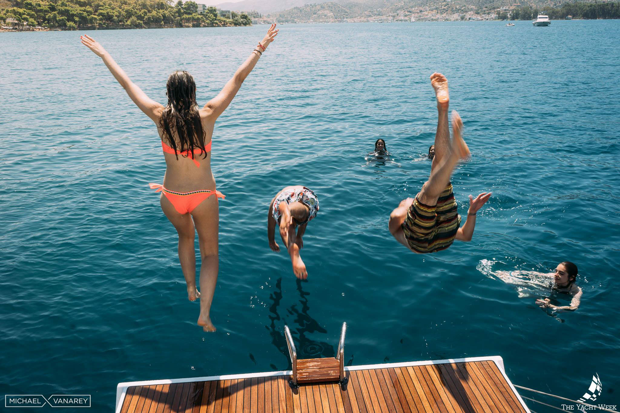 Everything you need to know about The Yacht Week Greece