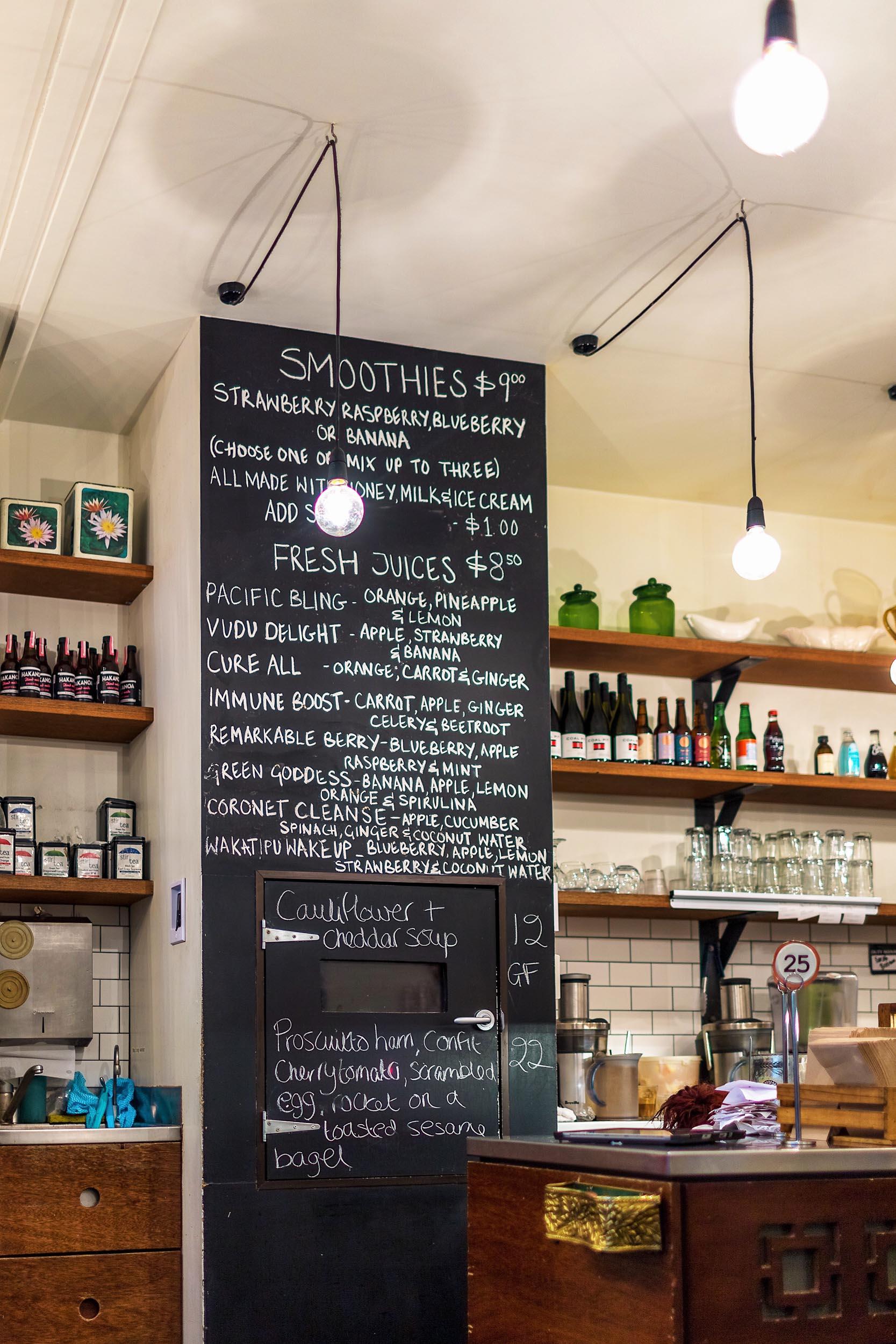 Vudu Cafe & Larder - Great for breakfast! We went every morning.