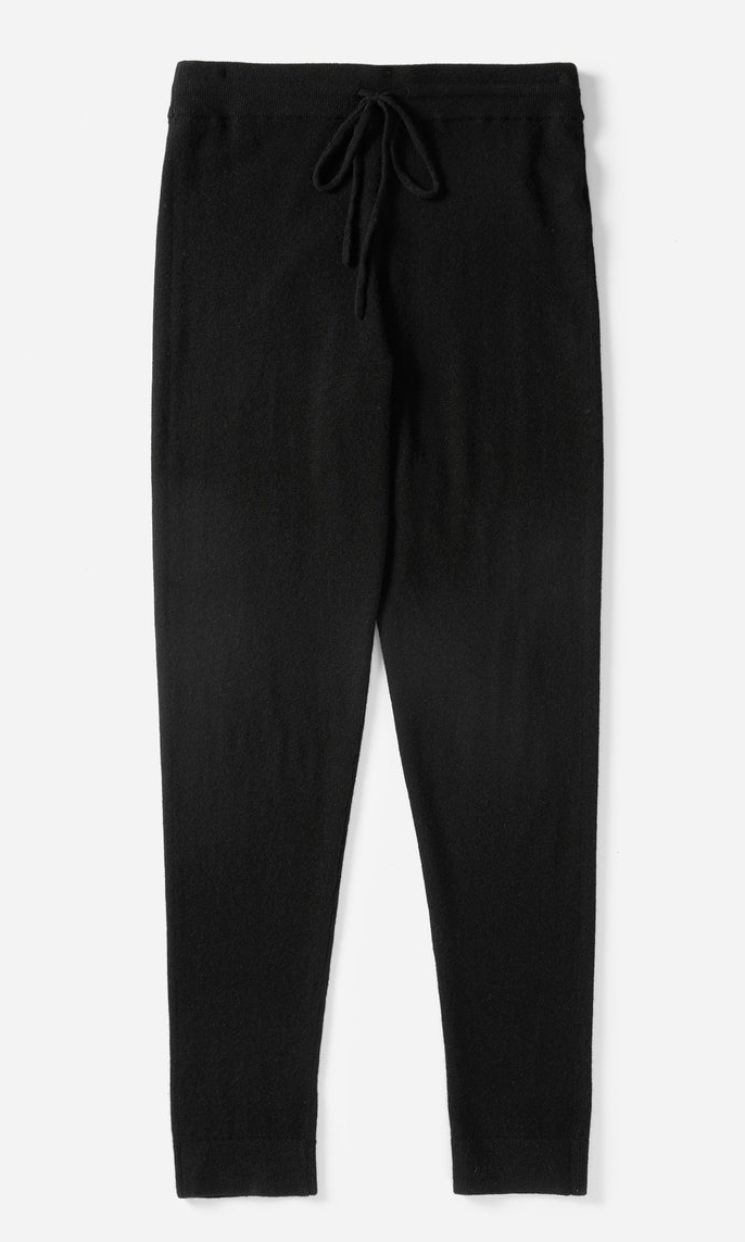 Cashmere Sweatpant - A beautiful cashmere sweatpant, traditionally retailed for $320, for only $140 from Everlane!