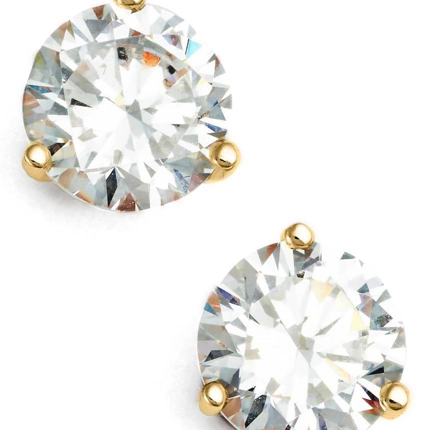 Precious Metal Earrings -
