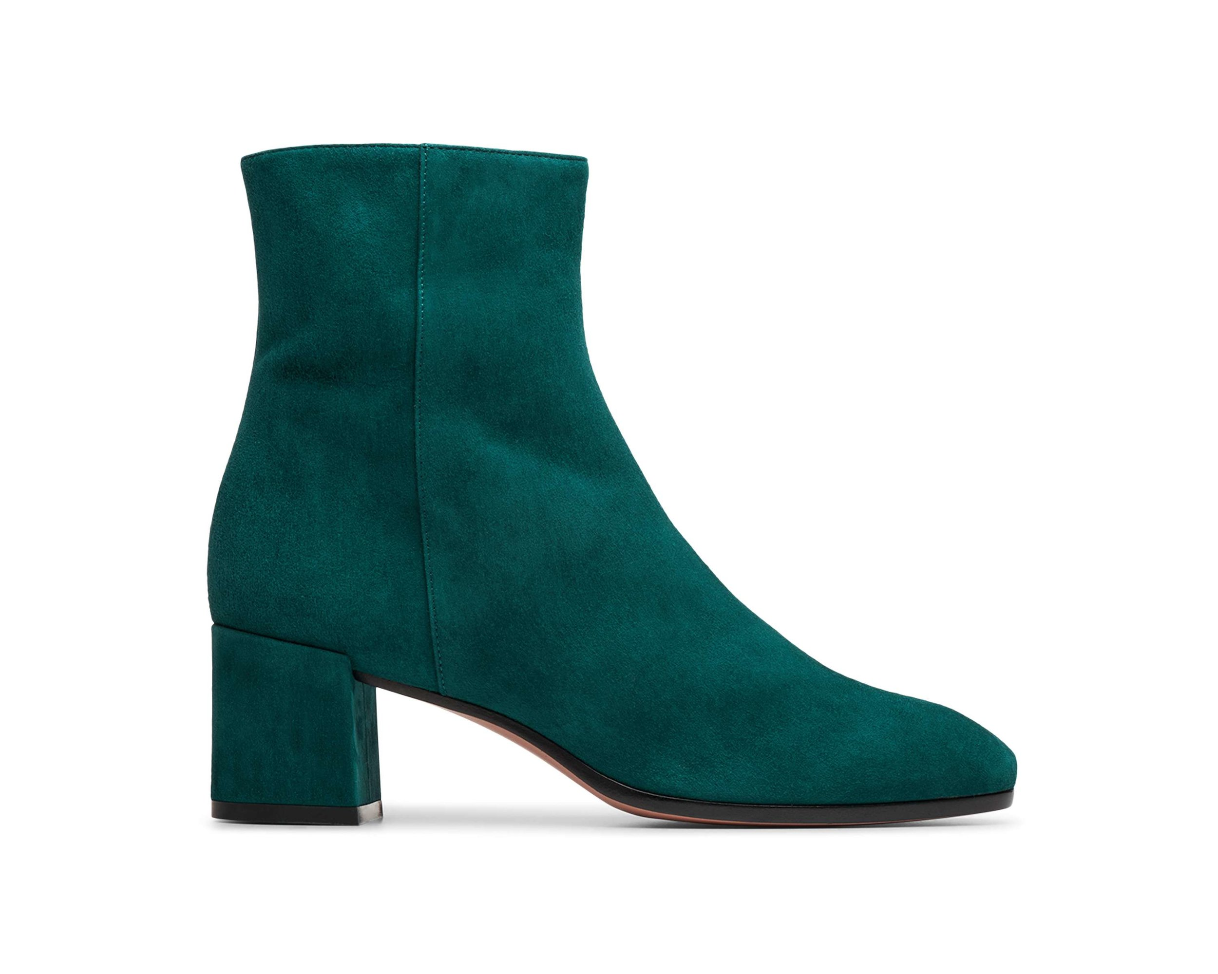 Corsa Booties - An ankle bootie from M. Gemi, perfect for walking around all day yet still incredibly fashionable. Handmade in Italy.