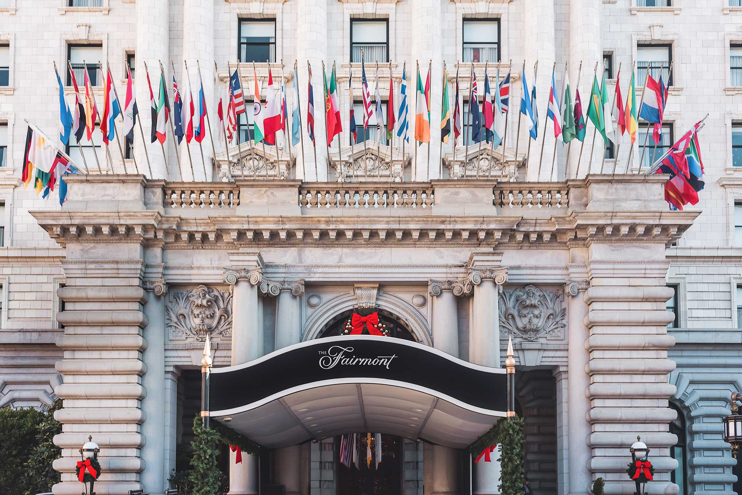 The Fairmont San Francisco is a world-famous, five star luxury hotel located in the city's Nob Hill neighborhood