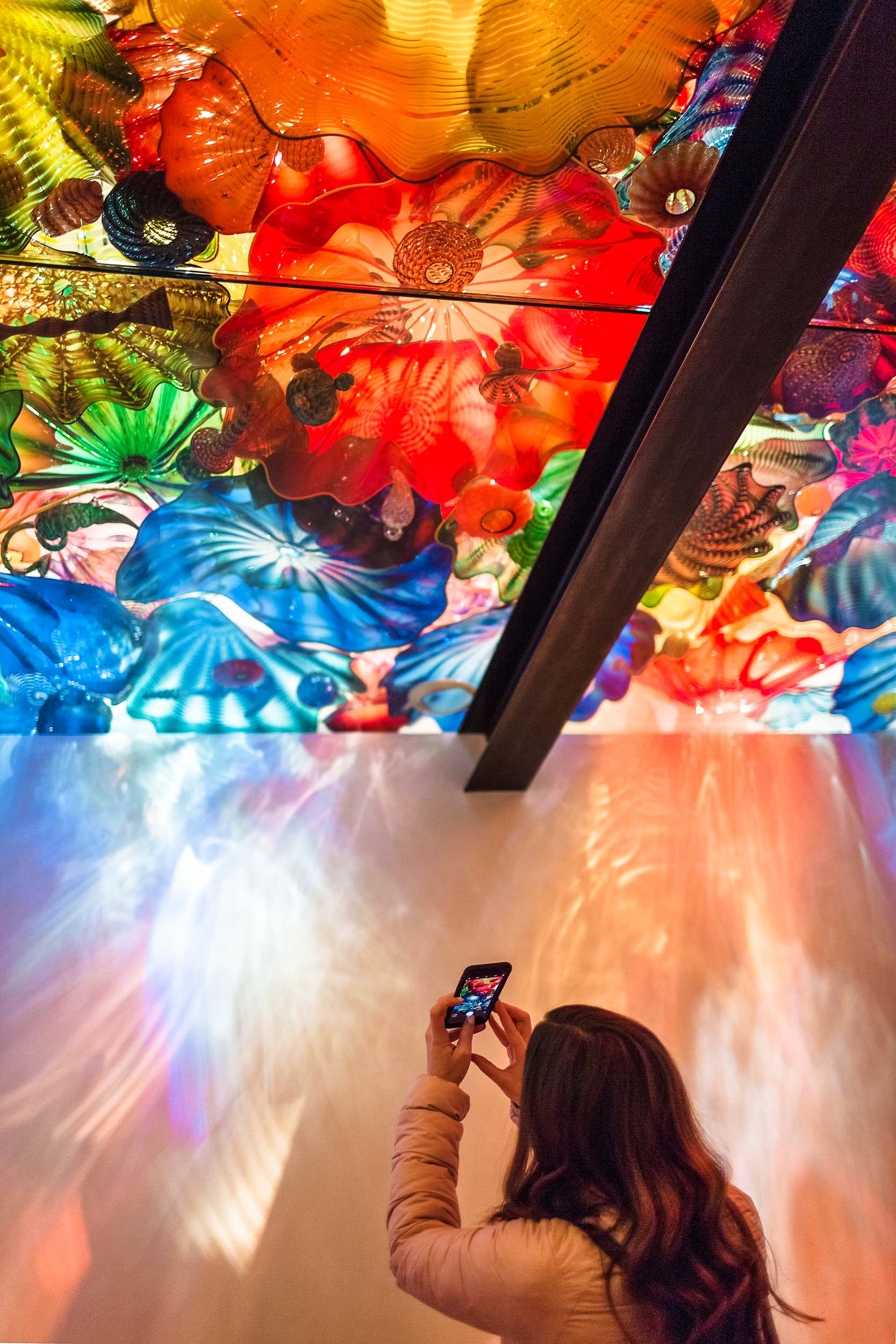 February is Seattle Museum Month which means if you book a room at participating hotels you get a museum pass for half-price tickets at 40 museums, including Chihuly Garden and Glass!
