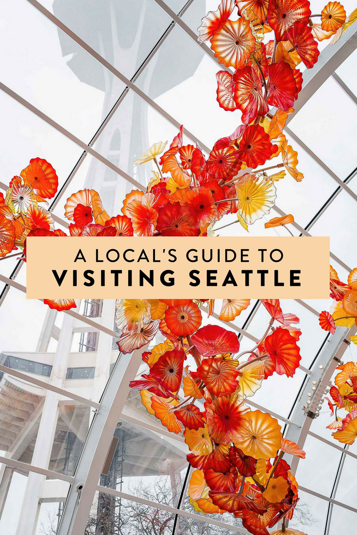 A local's guide to visiting Seattle. Everything you need to know to plan your trip, including the best museums, hikes, other sightseeing, and where to eat!