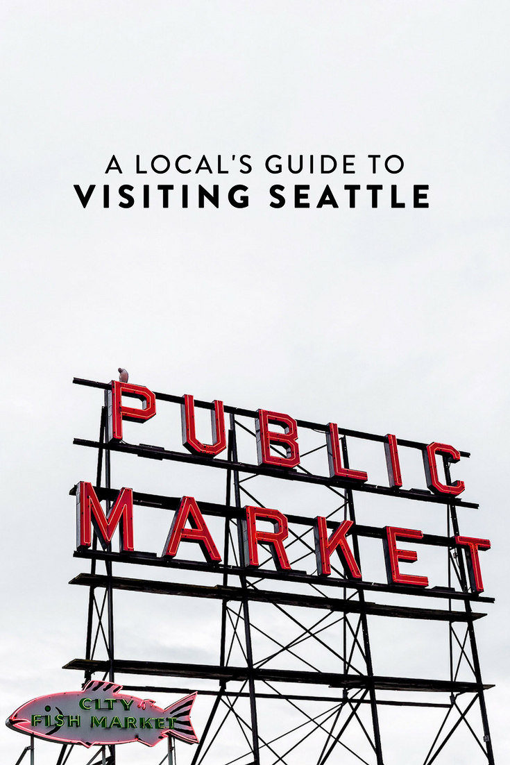 What to see, do, and eat while visiting Seattle, Washington, from a local! Visit the best museums, do the most picturesque hikes, and eat the best food.