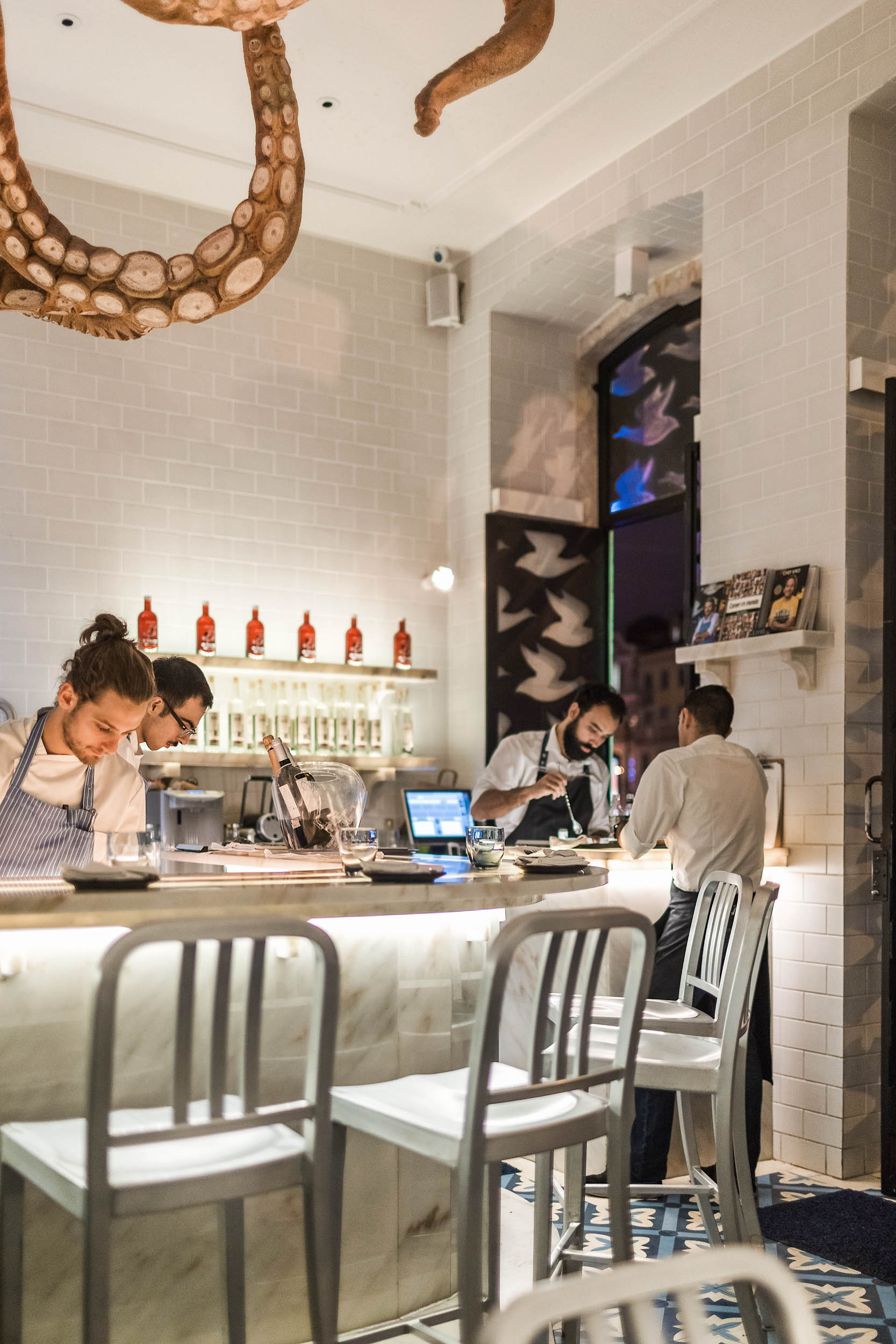 A Cevicheria is a Peruvian restaurant in Lisbonby famous local chef, Chef Kiko