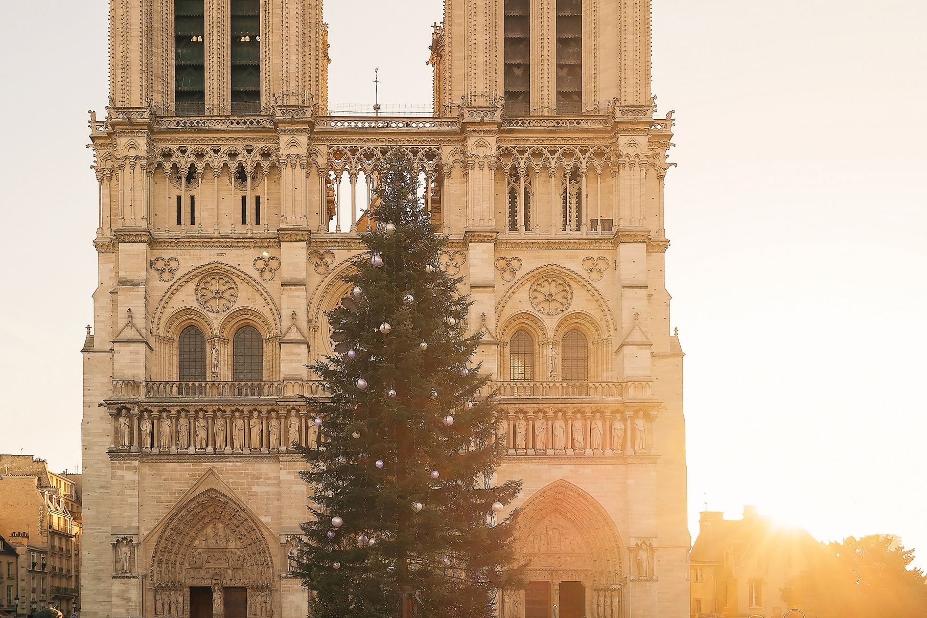 Christmas in Paris is a scene to be seen