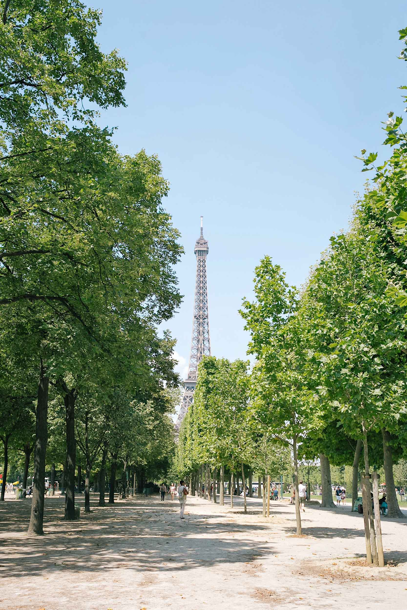 Summer is arguably the most beautiful and lively time of year in Paris