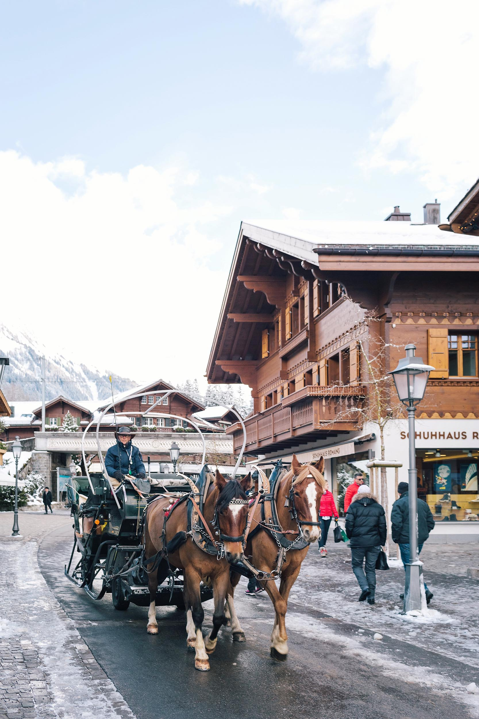 While there's a long list of things to do in Gstaad (more on that soon), the most unique is likely the Fondueland experience!