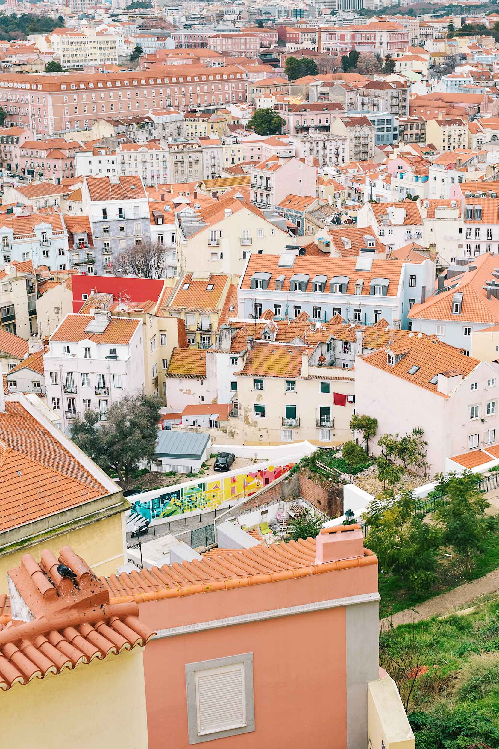 See the sights in Lisbon via a tour on your first day