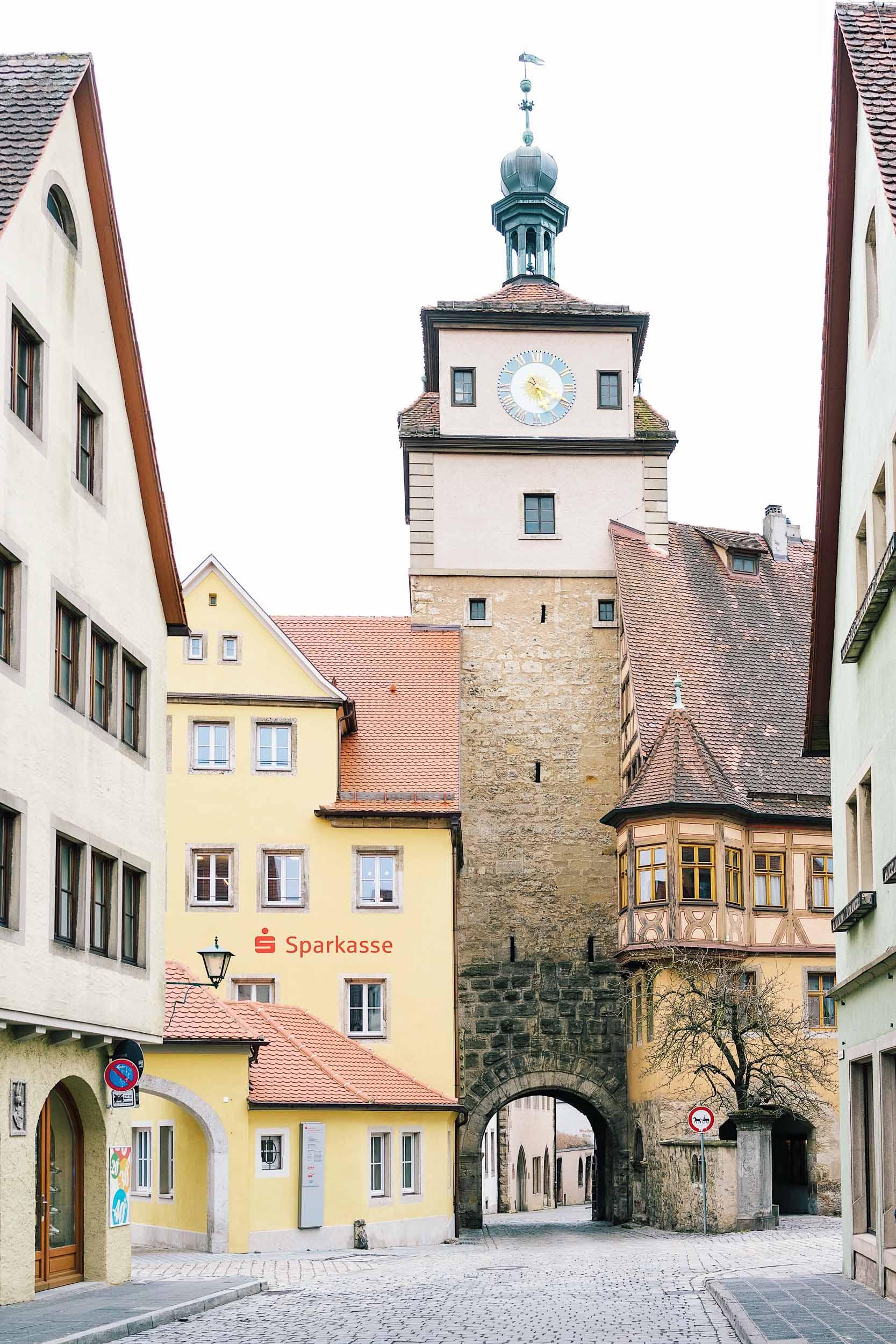 Europe's most photogenic village: Rothenburg