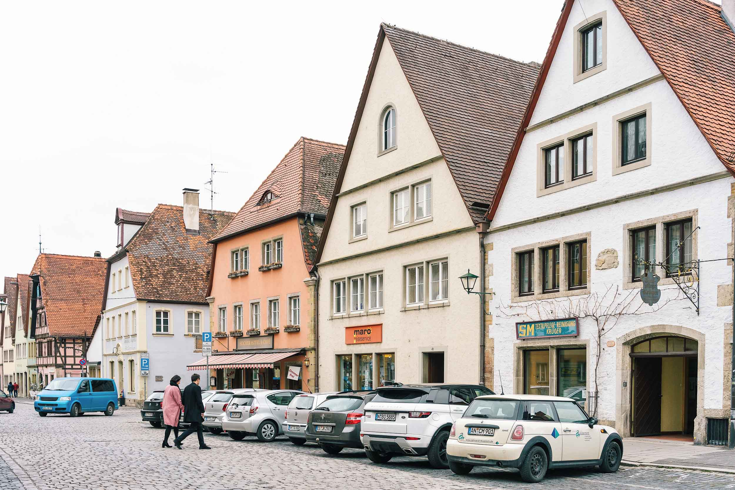 The best hotels in Rothenburg