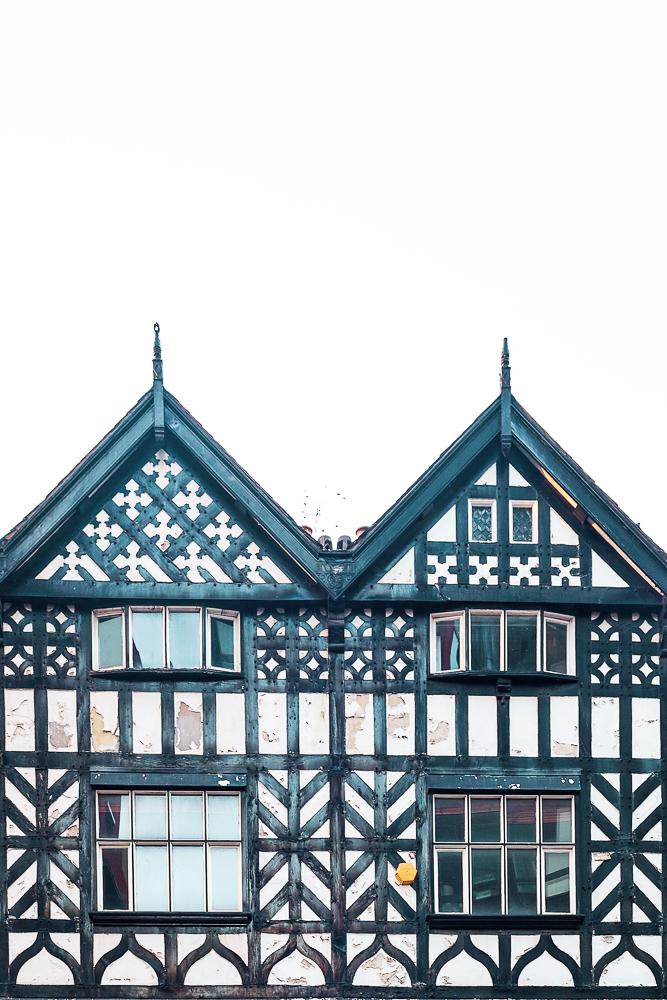 Beautiful buildings in Manchester, UK