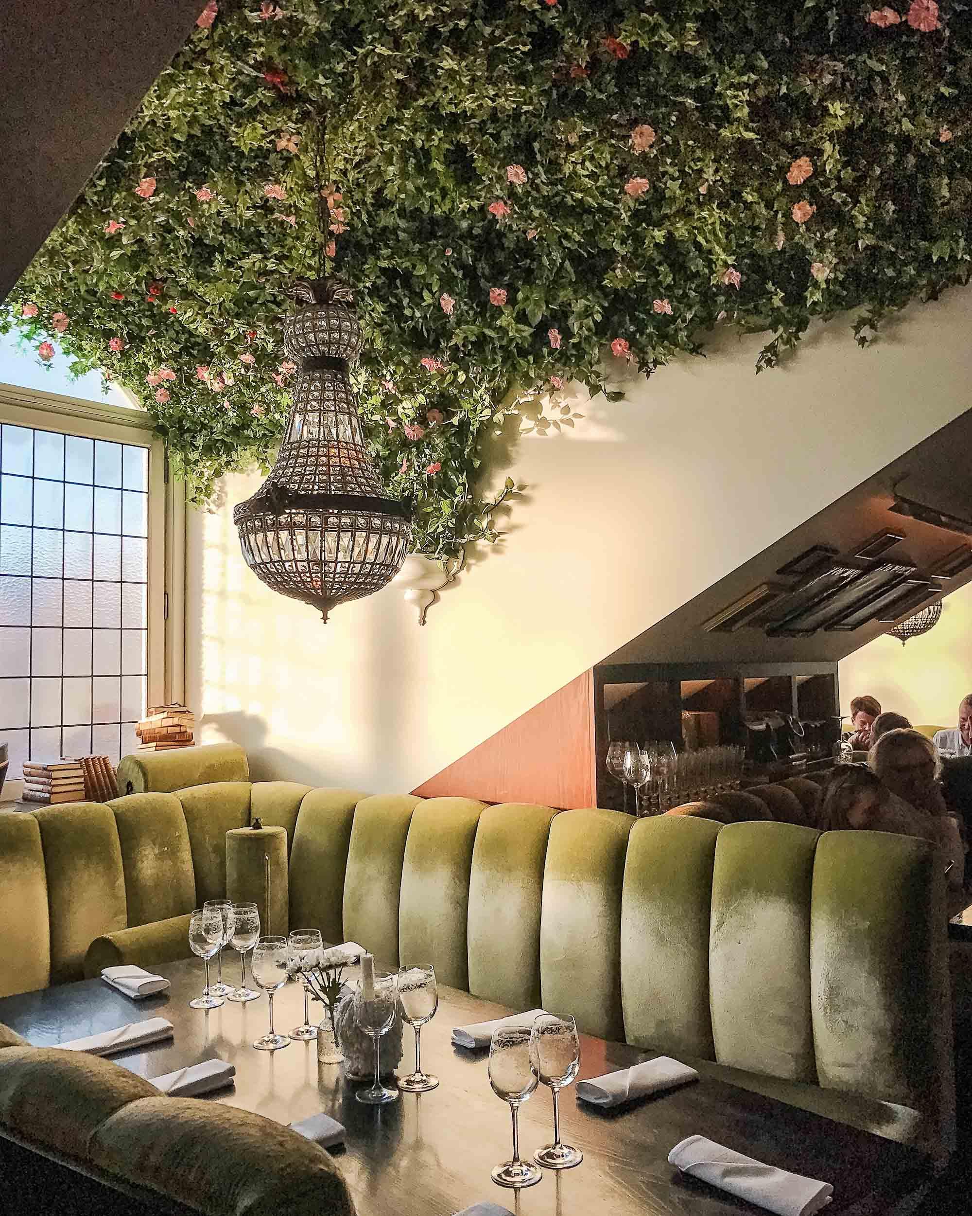 When in Gothenburg, dine or grab drinks at Parisian Restaurant Atelier