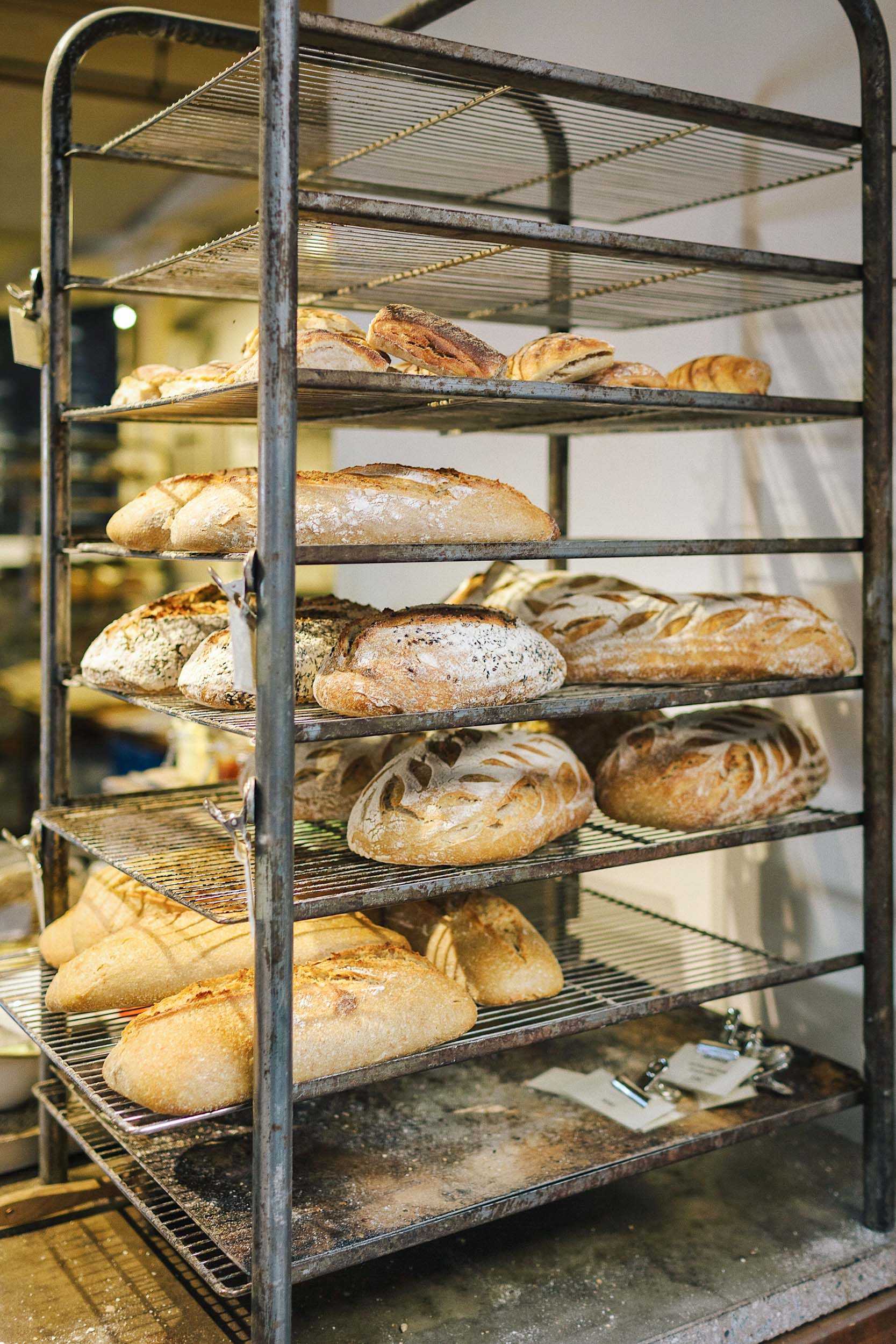 Da Matteo is a great place in Gothenburg to get coffee, a pastry, or some fresh bread