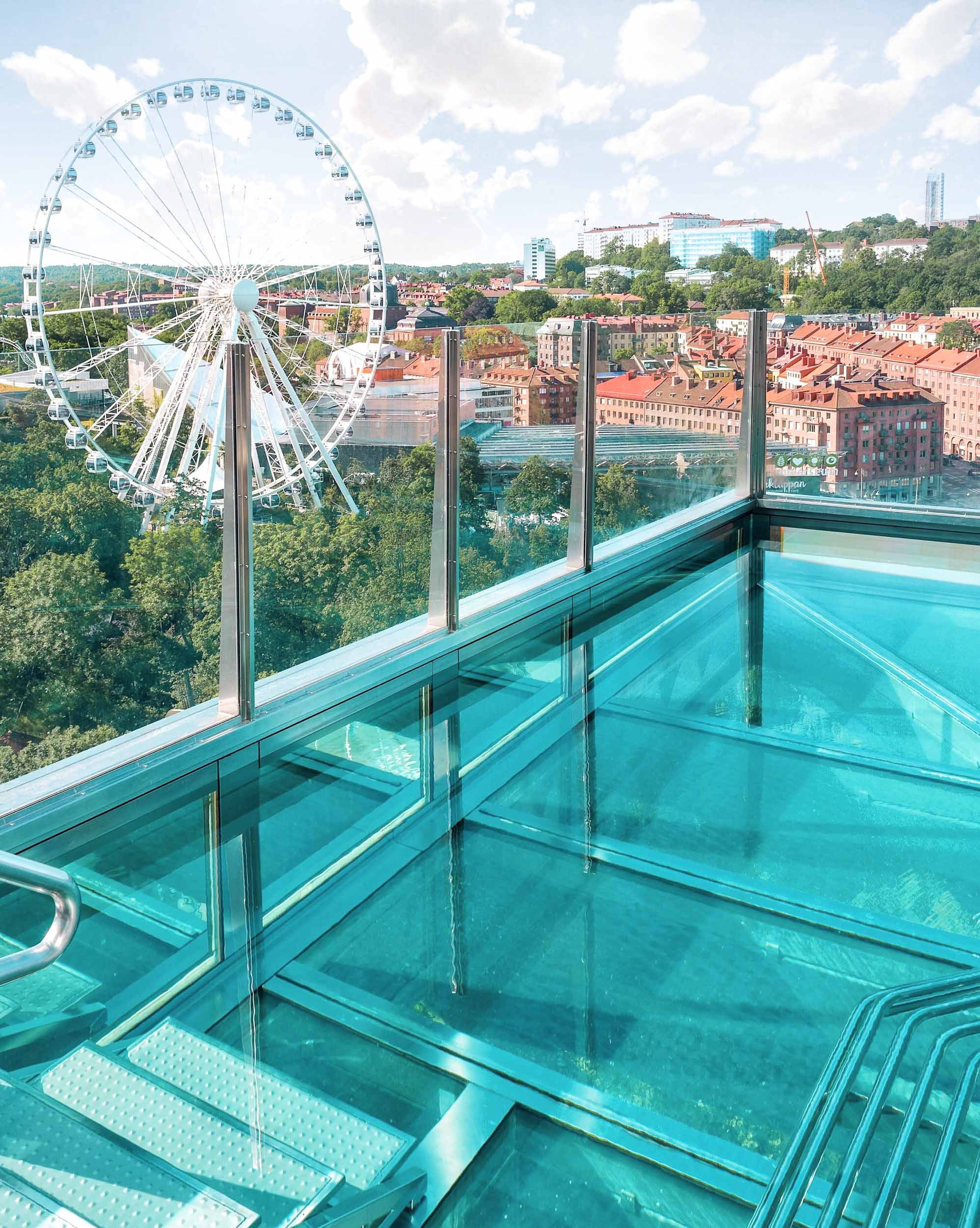 When in Gothenburg, treat yourself at the SPA at Upper House