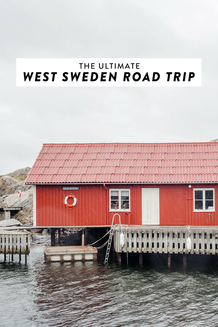 All about West Sweden - where to go, stay, eat and drink, and what to do when on a road trip. The perfect itinerary! #sweden #westsweden #marstrand #roadtrip #itinerary