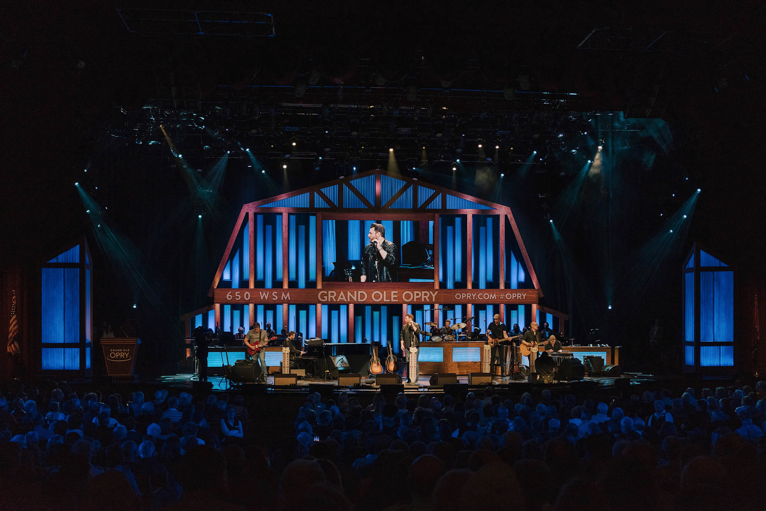 Things to do in Nashville - attend a live show at the Grand Ole Opry!