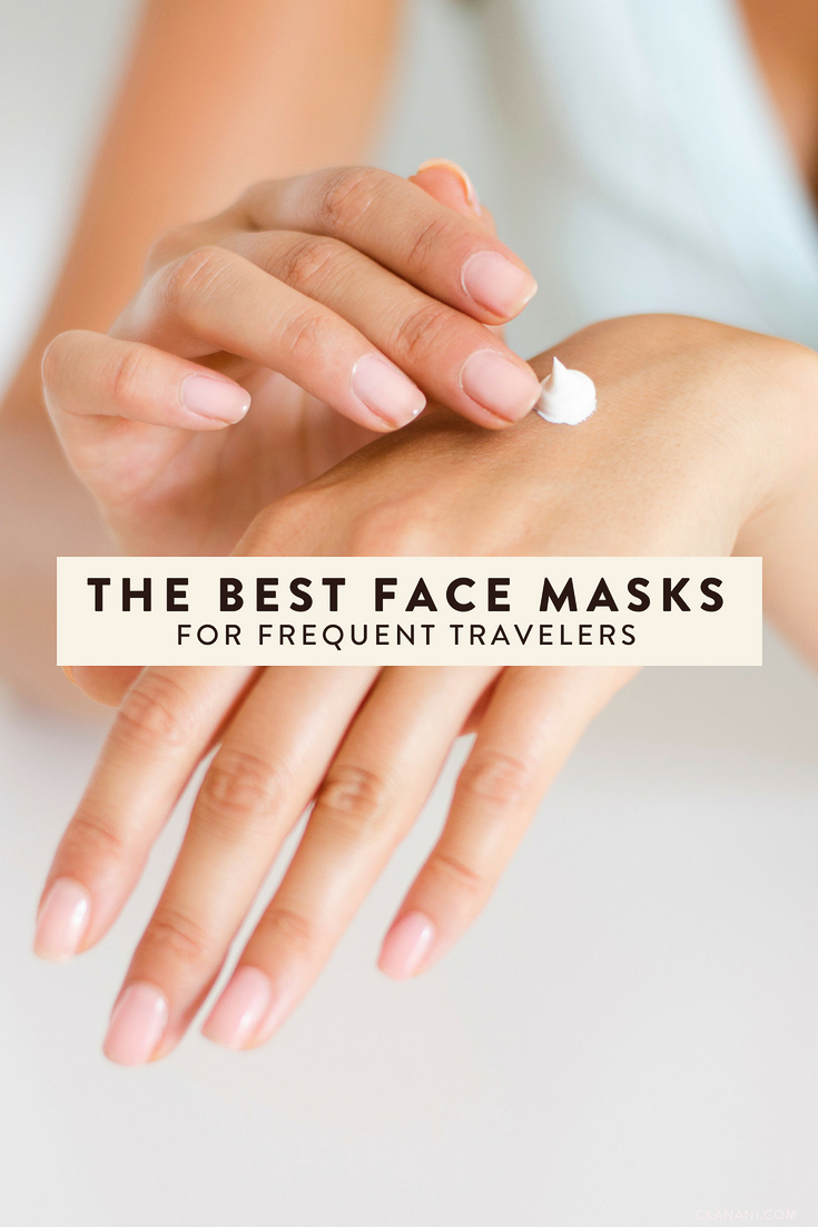 If your skin is in a rut from traveling, face masks are the perfect solution. Here are the 8 best face masks to help save your dull, dehydrated, irritated skin! #beauty #skincare #facemasks #travel