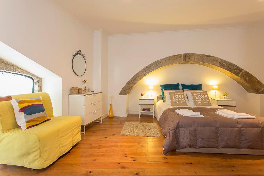 Where to stay in Lisbon - Lovely Duplex @ Bairro Alto