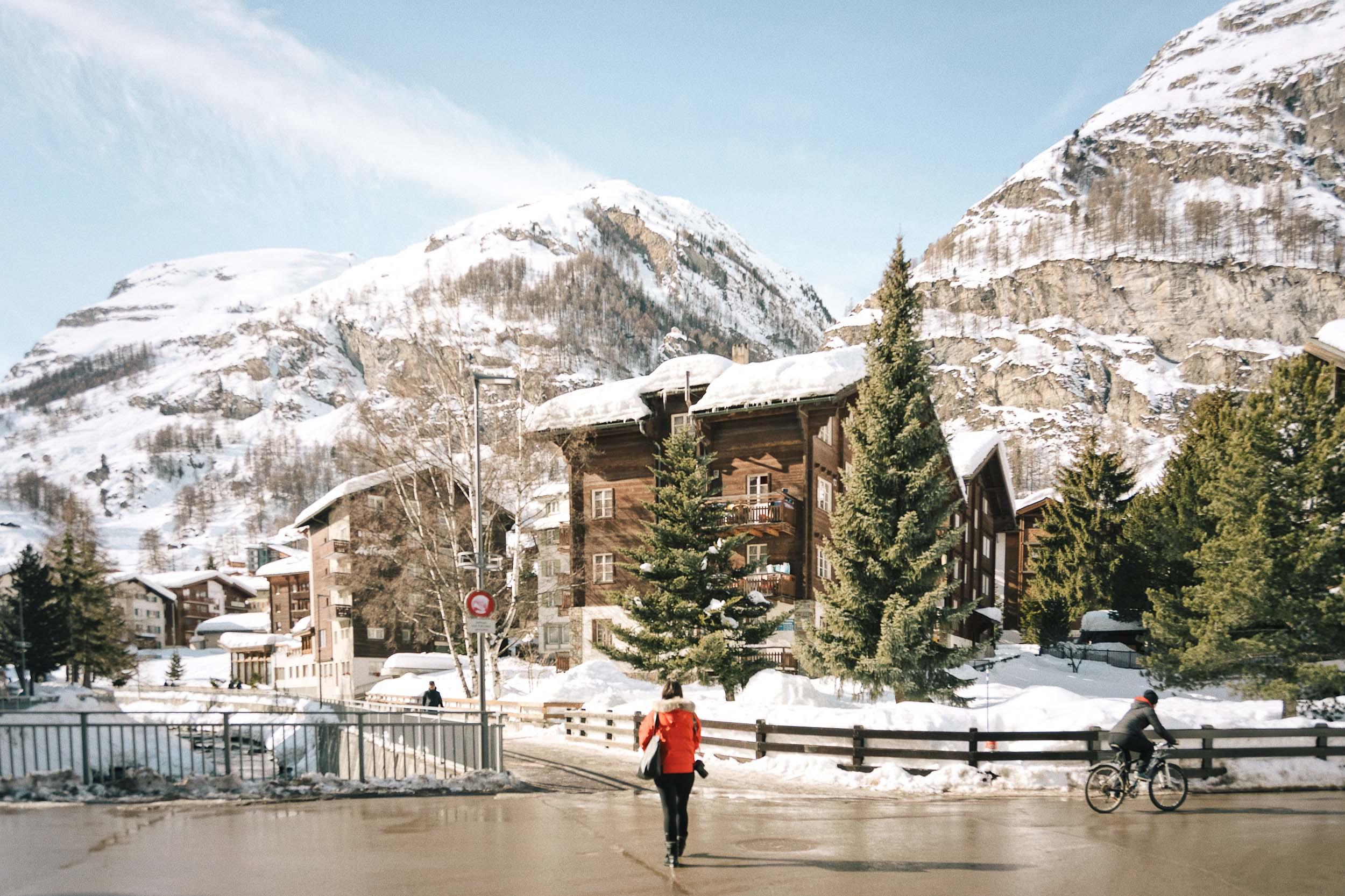 Exploring Zermatt