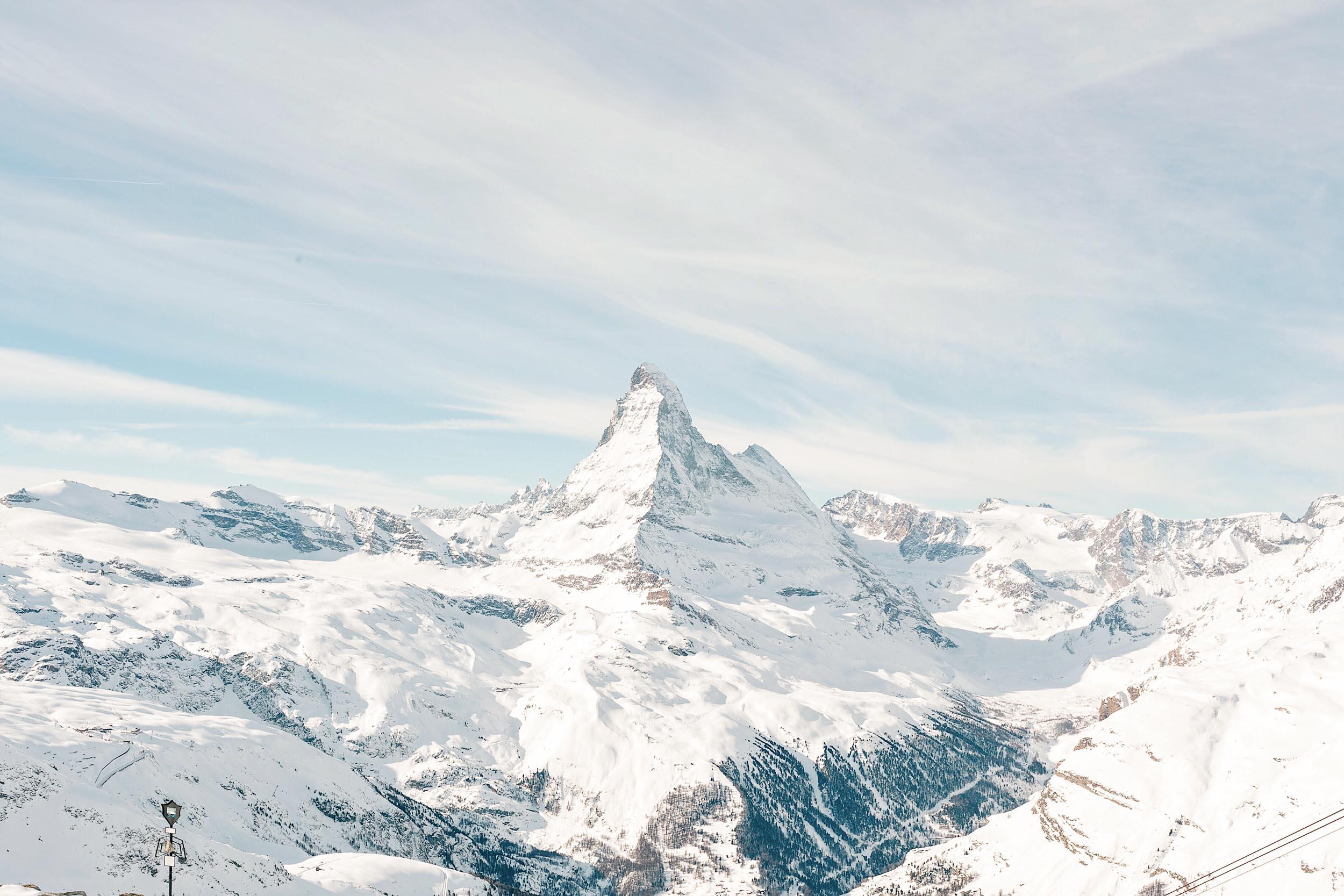 Zermatt, home of the Matterhorn and the perfect winter escape!