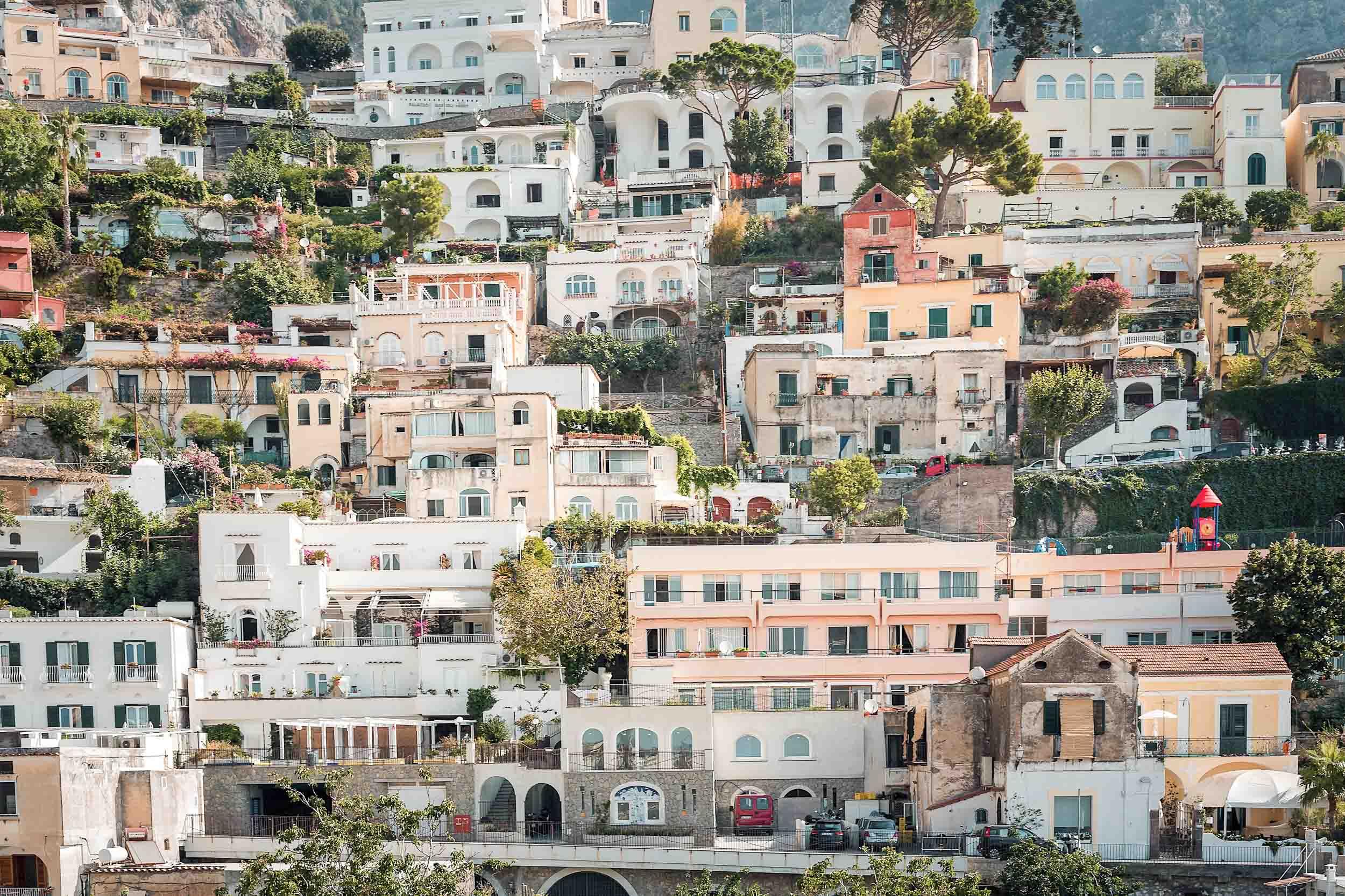 Where to stay on the Amalfi Coast: Positano