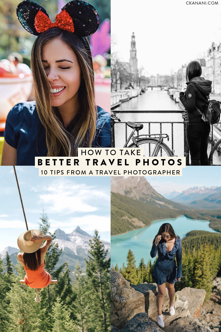 How to take better travel photos for Instagram, your blog/website, or just to cherish. 10 tips from a travel photographer. #travelphotography #photographytips