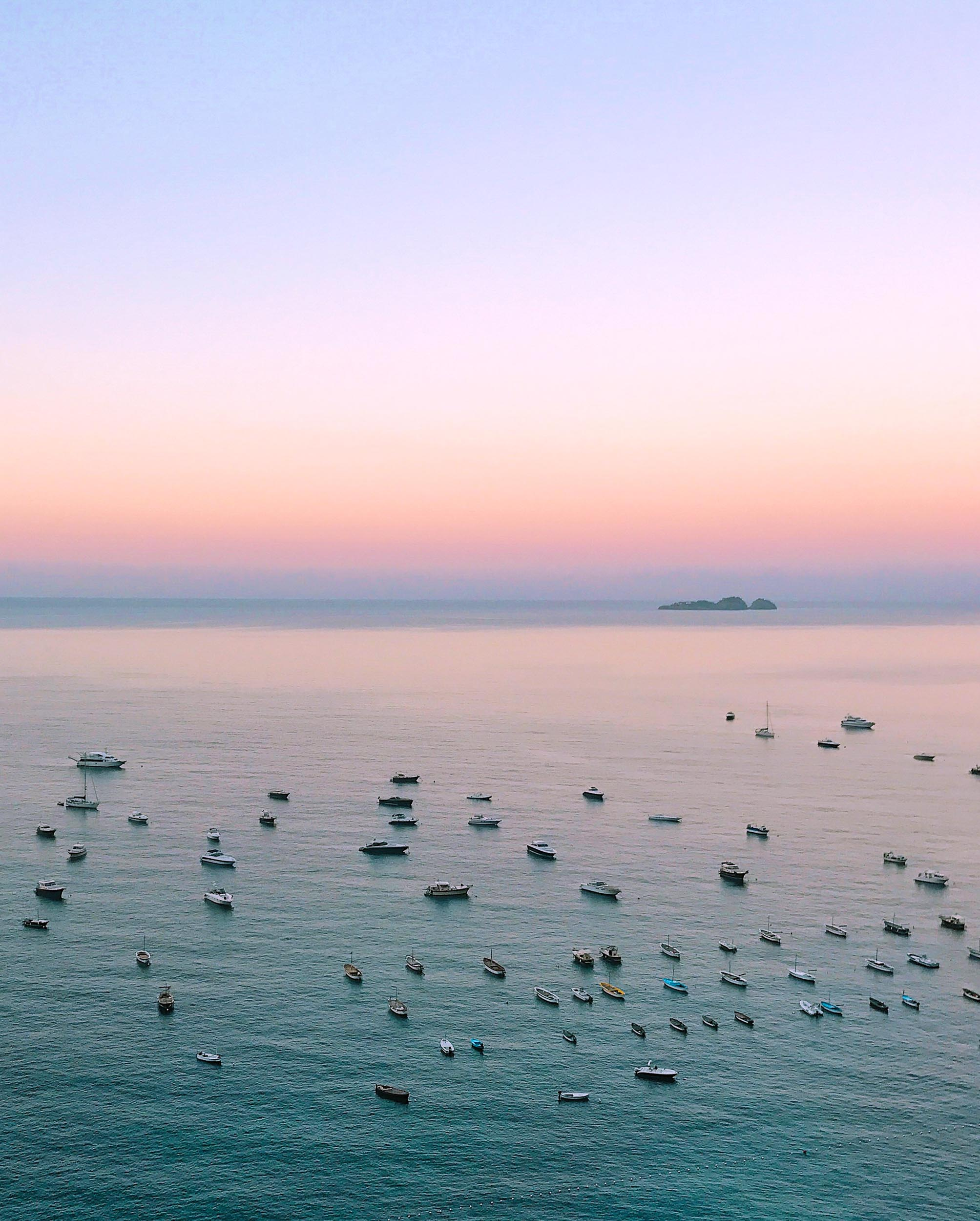 The nearest airport to Positano is the one in Naples