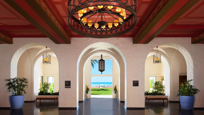Honolulu hotels, including the iconic Royal Hawaiian