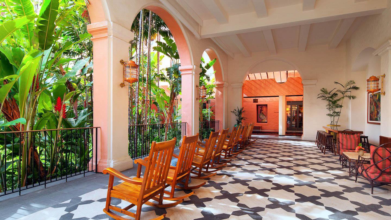 The Royal Hawaiian, one of the best hotels on Waikiki Beach