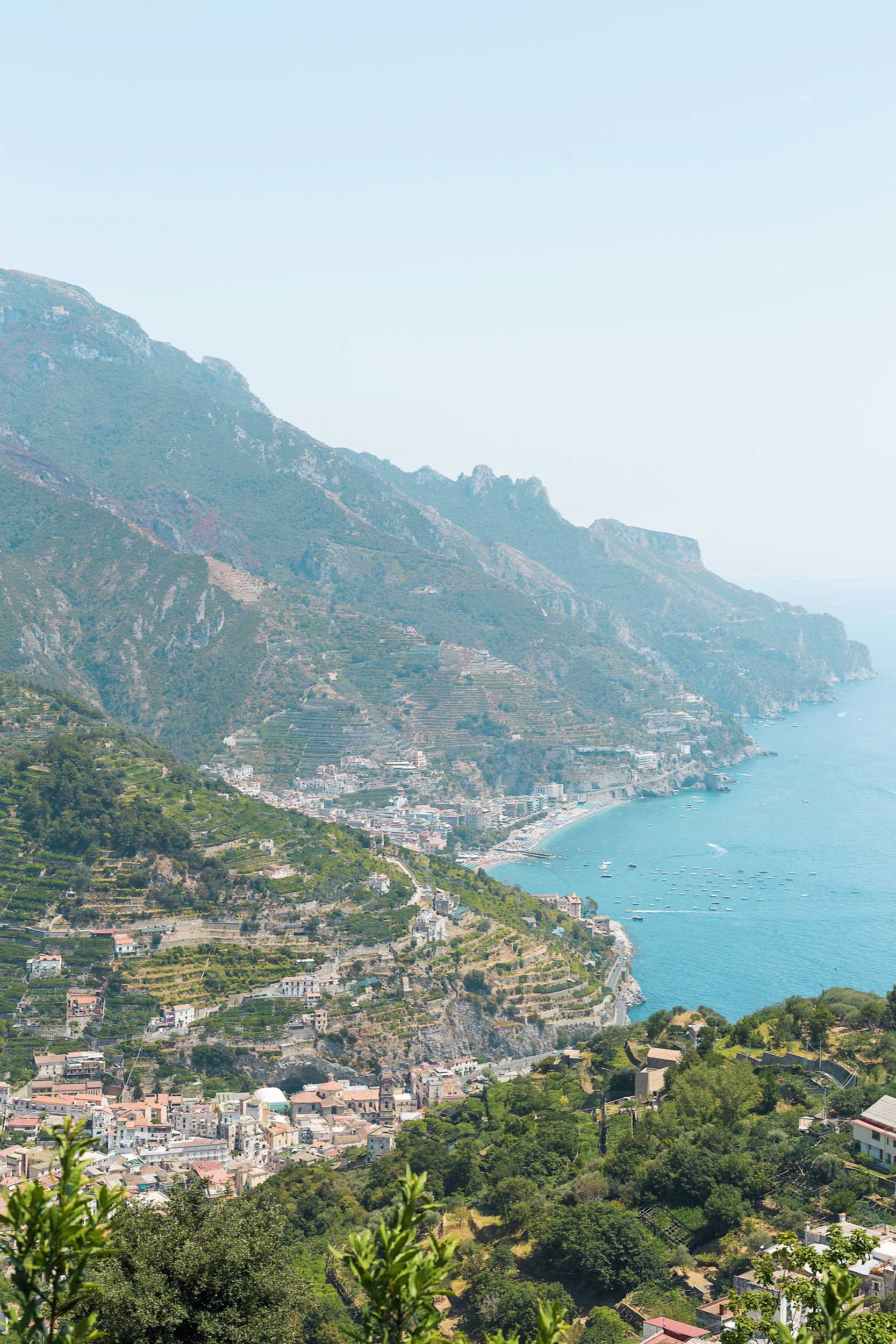 Amalfi Coast towns to visit
