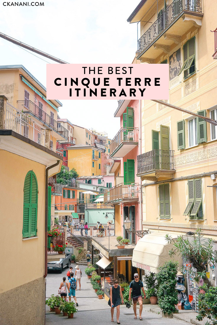 The best things to do in Cinque Terre: everything you need to plan your Italy trip! A guide to the 5 villages, where to stay, what to do, and more. #cinqueterre #italy #travelguide #europe