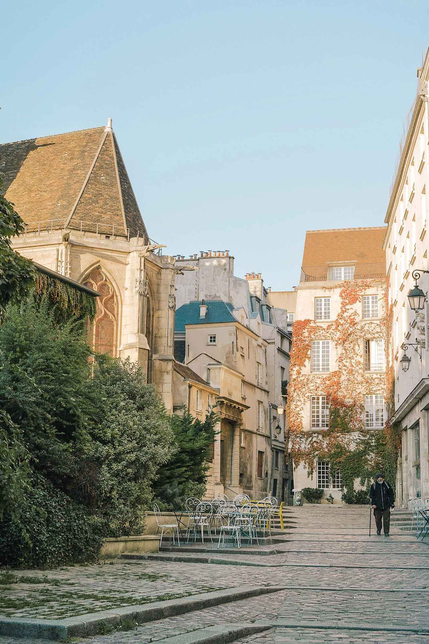 The best Paris itineraries include a guide to Le Marais