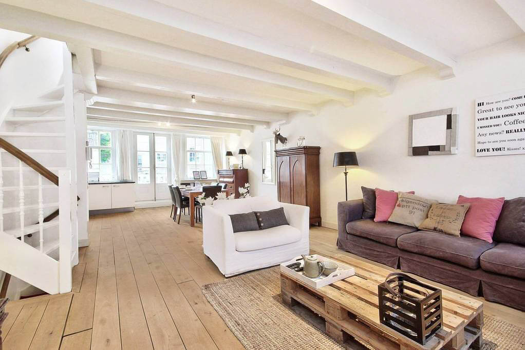The best cheap apartments in Amsterdam short stay