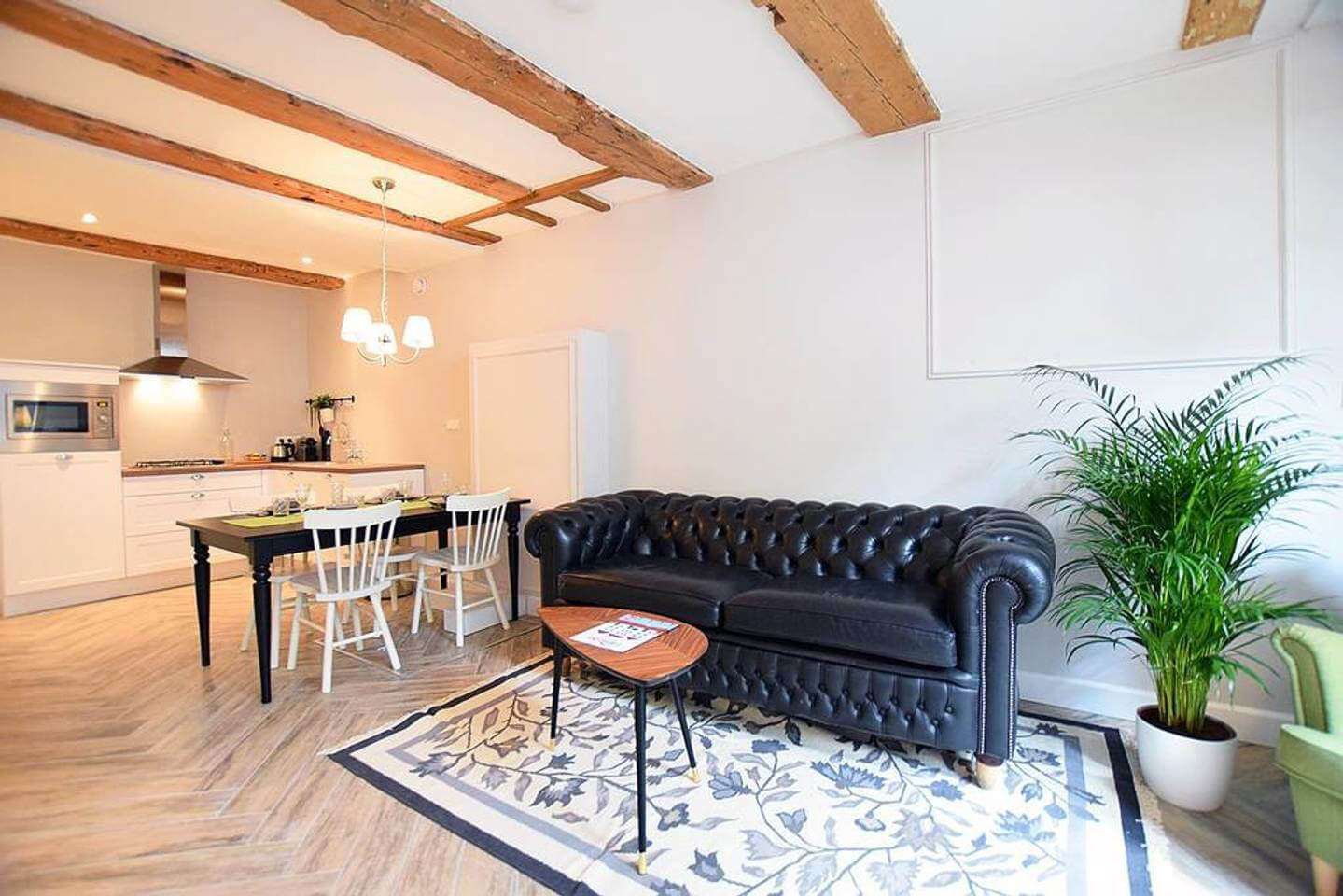 Airbnb Amsterdam apartments - this one is near the Anne Frank House