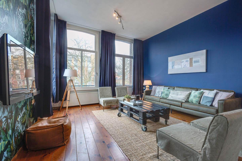 The 10 best Airbnb Jordaan Amsterdam