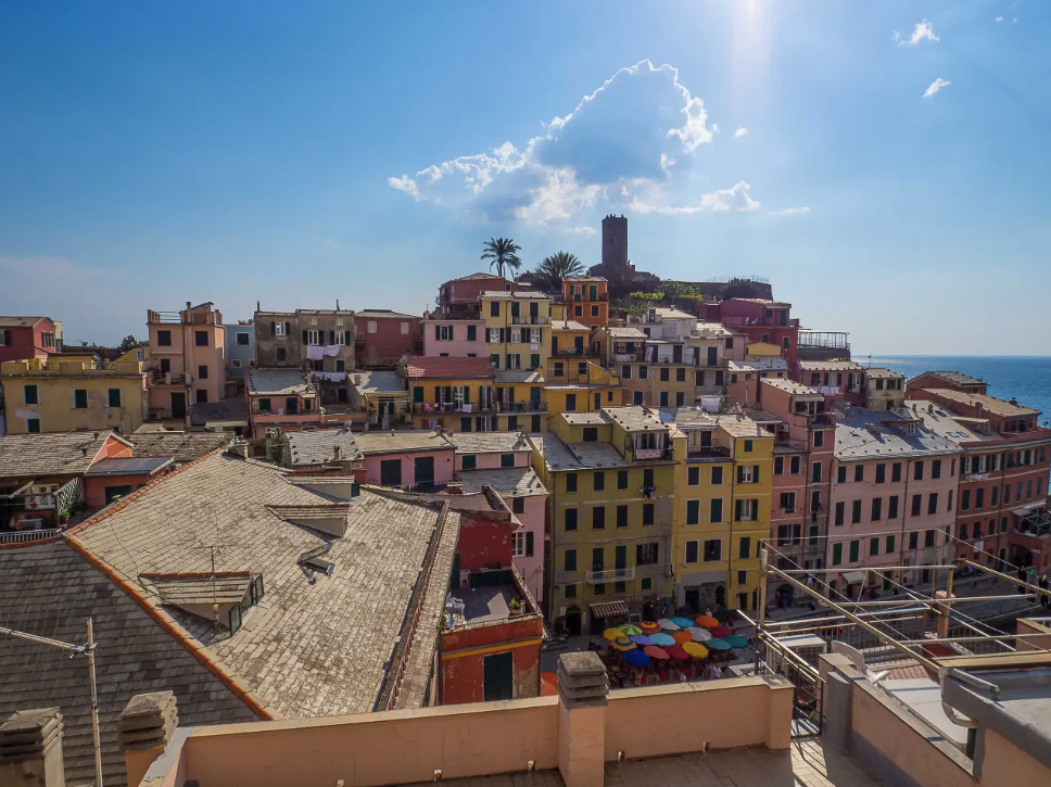 The 12 best places to stay in Cinque Terre. Don't miss this view!
