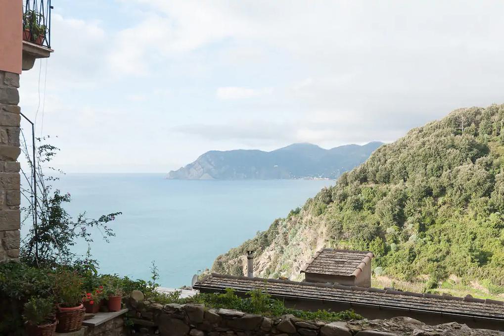 Beautiful Cinque Terre apartments for rent via Airbnb