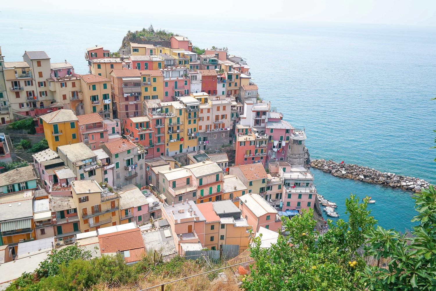 The best Airbnb Cinque Terre