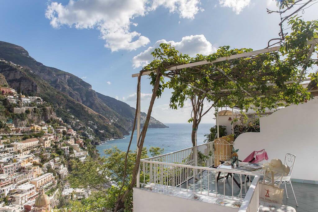 Positano Amalfi Coast hotels