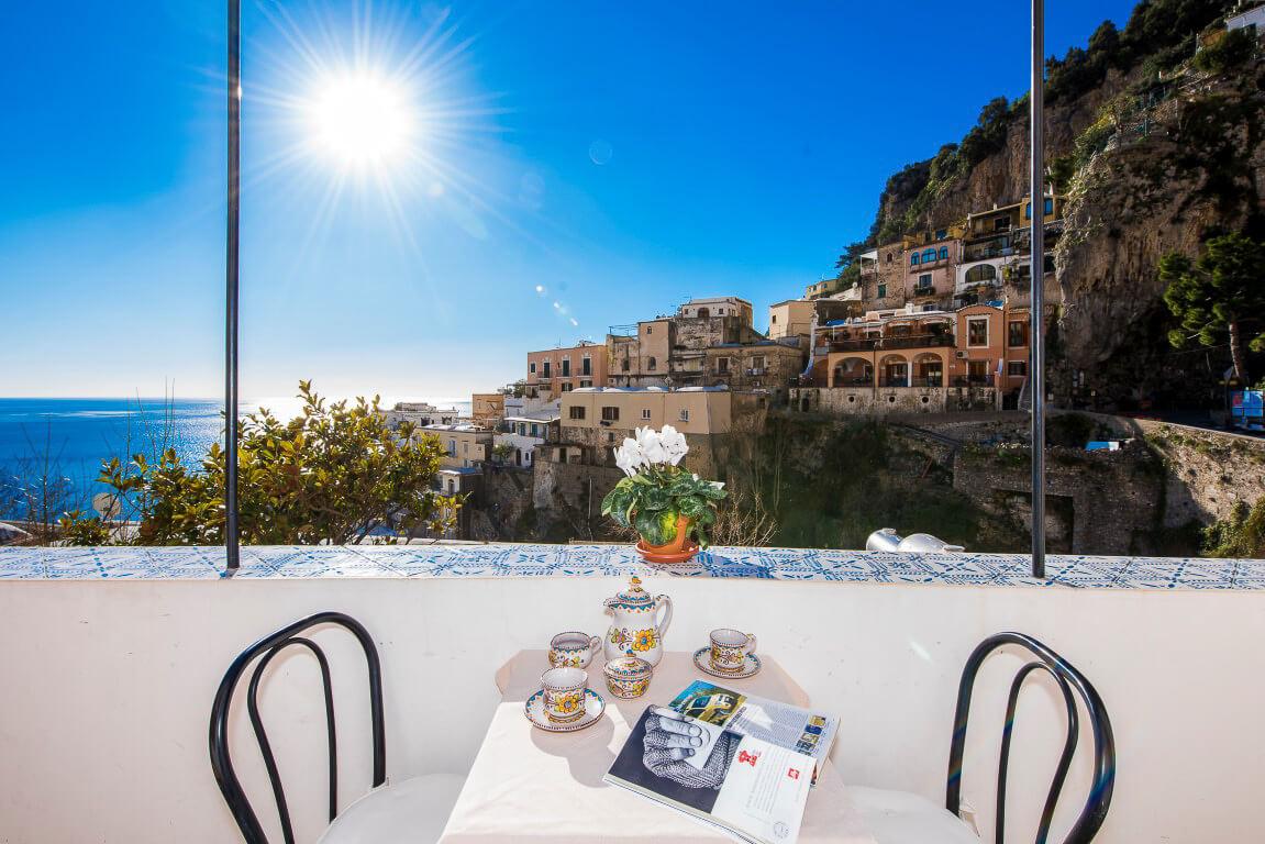 My favorite bed and breakfast Amalfi Coast, Dimora del Podesta