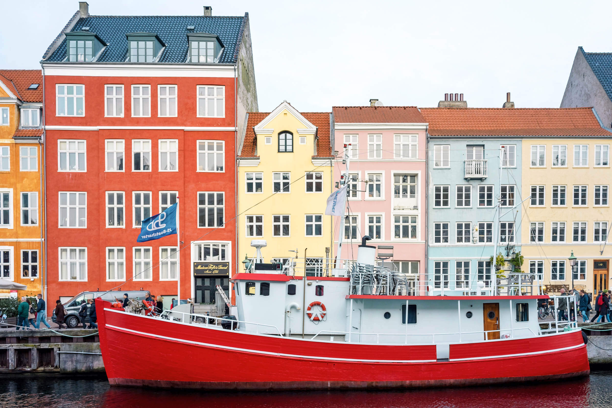 Where to spend one week in Europe - Copenhagen and Stockholm