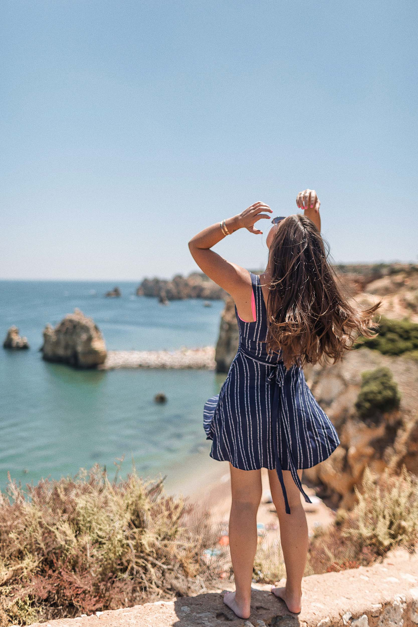 The best places to visit in Portugal: Lagos, Lisbon, Nazare, and Porto