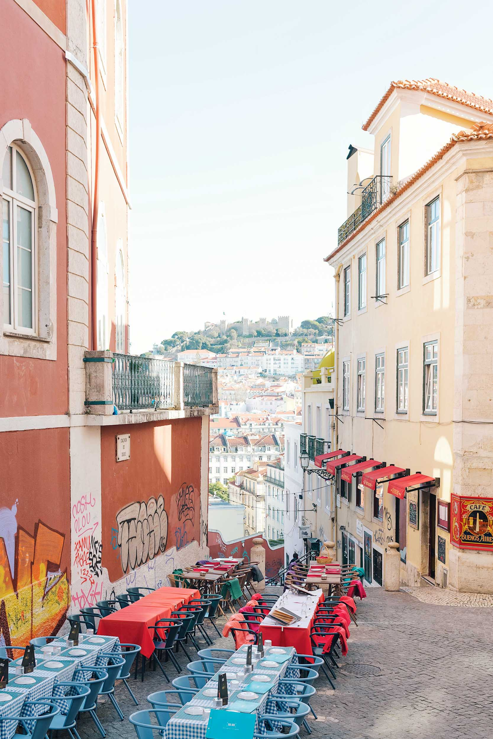 Any Portugal itinerary 7 days must include a visit to Lisbon, Portugal's capital