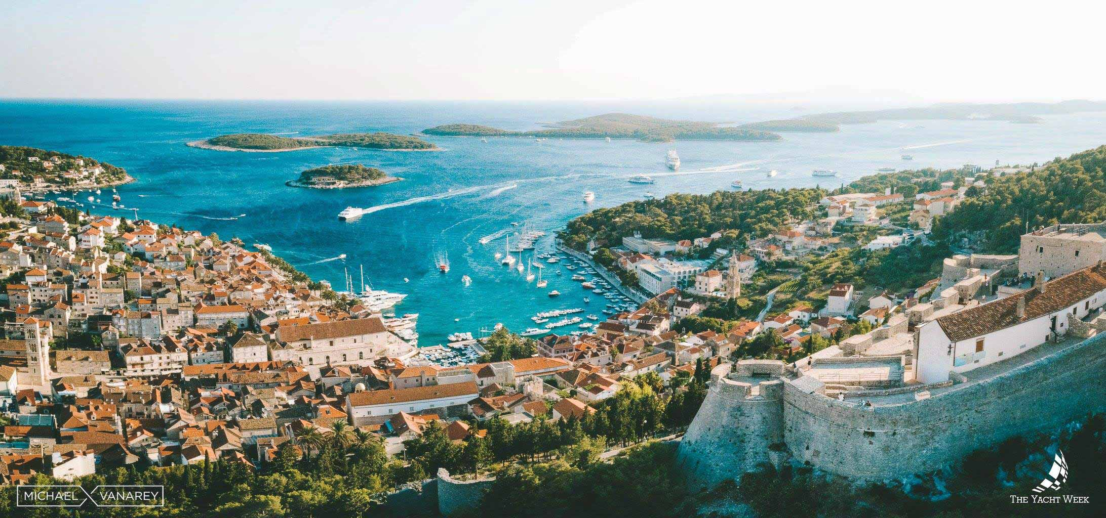 Visiting the Croatian islands is the best Europe itinerary