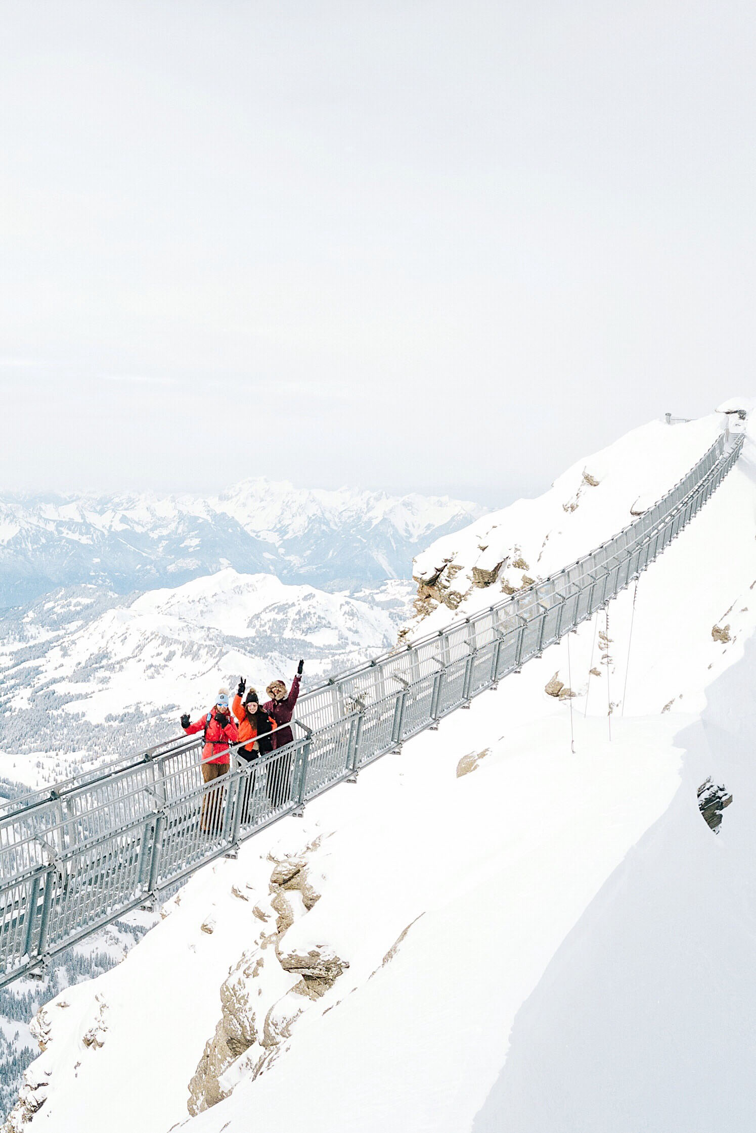 Switzerland is the perfect place to spend a 7 day Europe trip