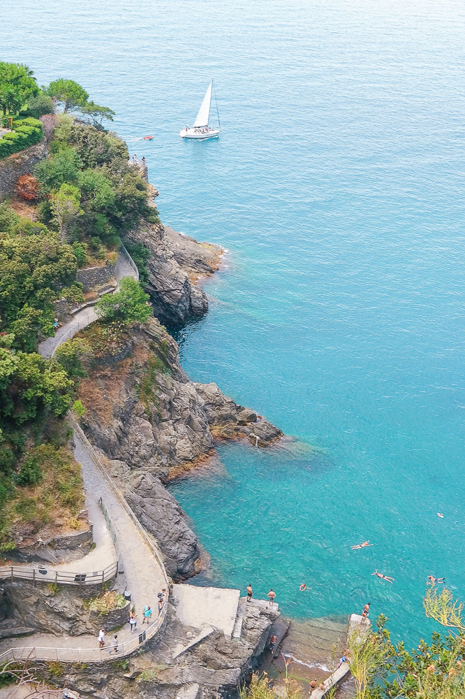Cinque Terre, Florence, and Tuscany are the best Europe trip itinerary